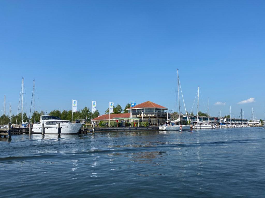 Jachthavens in Workum